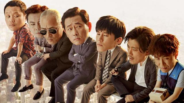 Những bộ phim hài hước Hàn Quốc hay nhất