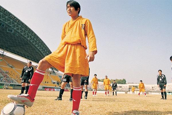 Đội bóng Thiếu lâm: Phim hài Trung Quốc hay nhất về bóng đá