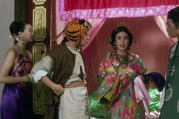 Tân lộc đỉnh ký 1: Phim hài cổ trang Trung Quốc đặt nền móng cho tên tuổi của Châu Tinh Trì